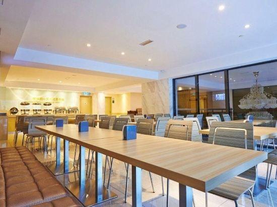 城市便捷吉隆坡武吉免登店(City Comfort Hotel Bukit Bintang)餐廳