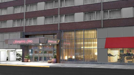曼哈頓時代廣場北歡朋酒店