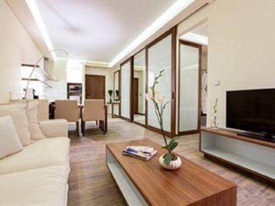 樂卡爾特峴港海灘酒店(A La Carte Da Nang Beach)樂趣兩卧高級套房