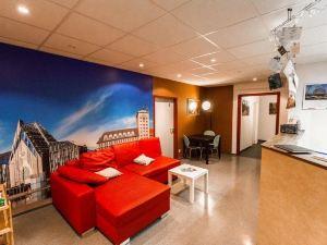 烏恩施拉格巴旅館(Hostel Unschlagbar)