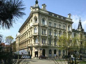 薩格勒布宮殿酒店(Palace Hotel Zagreb)