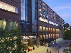 布達佩斯市希爾頓酒店(Hilton Budapest City)