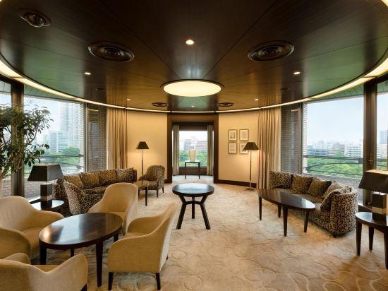 東京凱悅酒店(Hyatt Regency Tokyo)俱樂部豪華特大床房