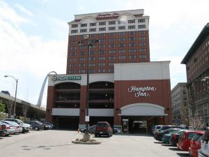 聖路易斯拱門希爾頓歡朋酒店(Hampton Inn St Louis- at The Arch)