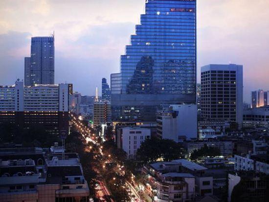 曼谷鉑爾曼G酒店(Pullman Bangkok Hotel G)外觀