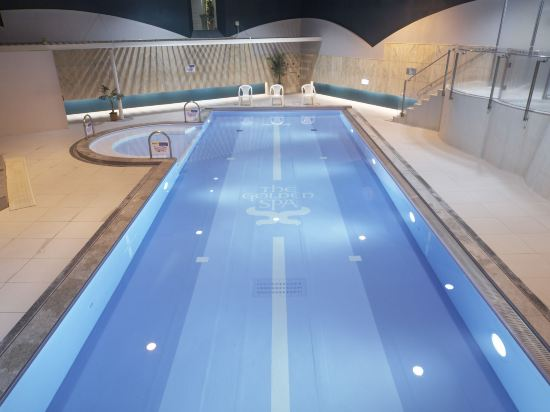 東京新大谷飯店花園樓(Hotel New Otani Tokyo Garden Tower)室內游泳池