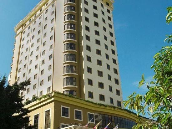 吉隆坡昂卡薩酒店(Ancasa Hotel & Spa Kuala Lumpur)外觀