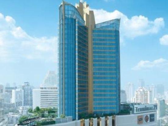 曼谷素坤逸航站 21 中心酒店(Grande Centre Point Hotel Terminal21)外觀