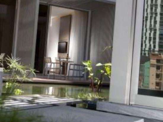 新加坡帝盛酒店(Dorsett Singapore)陽台房