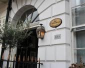 富裕倫敦中央酒店