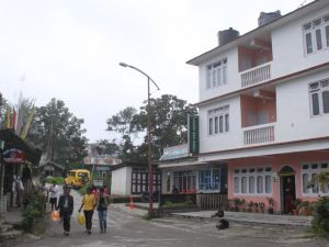 Hotel Pachu Residency