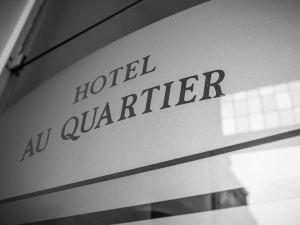 奧闊提爾酒店(Hotel Au Quartier)