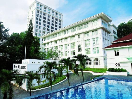 吉隆坡大華酒店 - 傲途格精選酒店(The Majestic Hotel Kuala Lumpur, Autograph Collection)室外游泳池