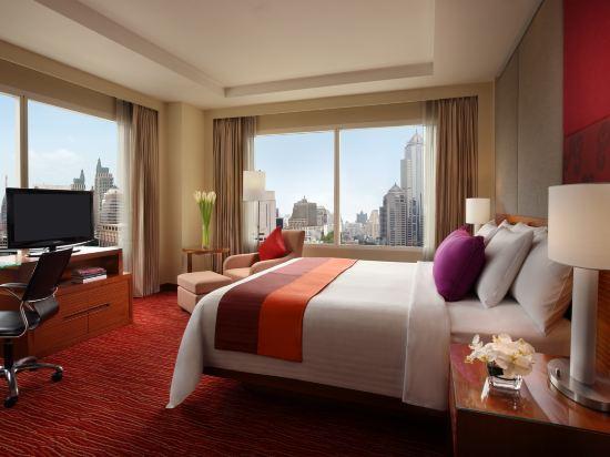曼谷萬怡酒店(Courtyard by Marriott Bangkok)一卧室套房