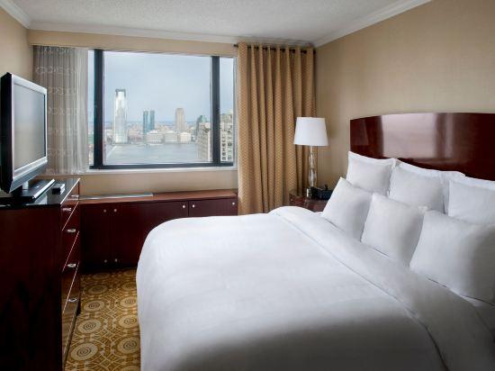 紐約市中心萬豪酒店(New York Marriott Downtown)