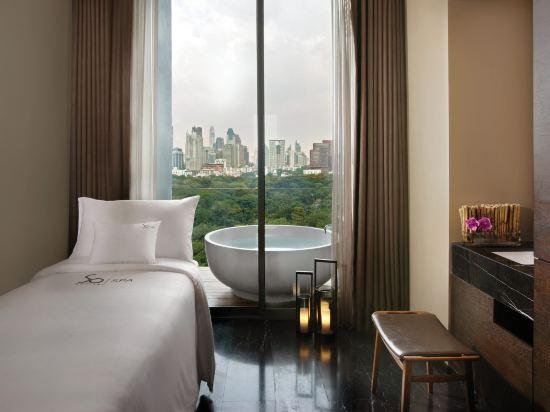 曼谷索菲特特色酒店(SO Sofitel Bangkok)套房