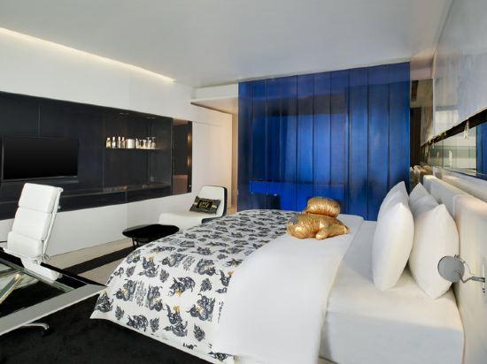 曼谷W酒店(W Bangkok Hotel)奇妙客房
