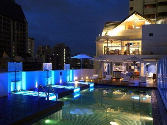 曼谷夢幻酒店(Dream Hotel Bangkok)室外游泳池