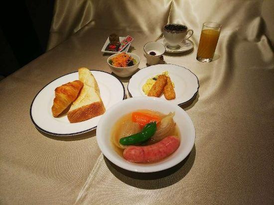 名古屋可信白河酒店(Hotel Trusty Nagoya Shirakawa)餐廳