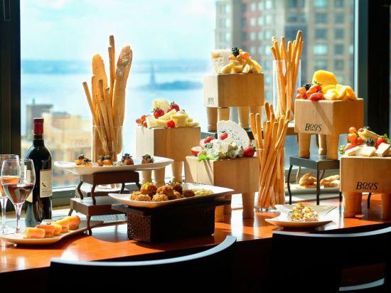紐約市中心萬豪酒店(New York Marriott Downtown)餐廳