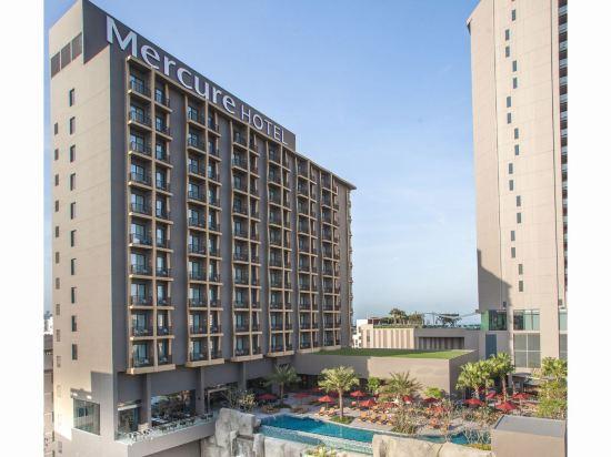 芭堤雅海洋度假美居酒店(Mercure Pattaya Ocean Resort)外觀