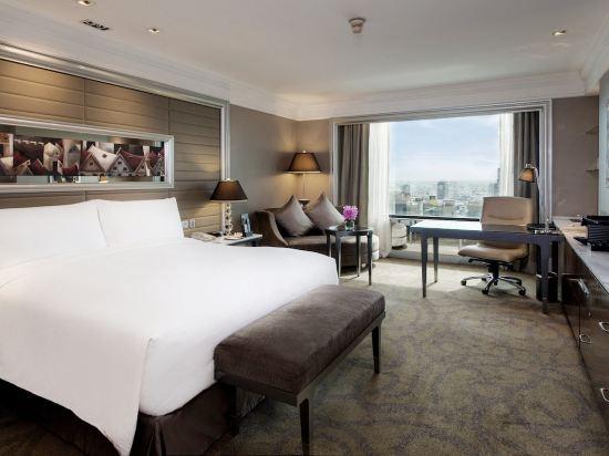 曼谷洲際酒店(InterContinental Bangkok)洲際俱樂部