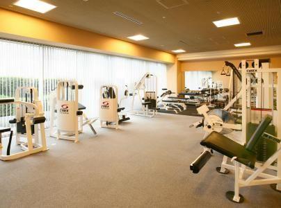 大阪南海瑞士酒店(Swissotel Nankai Osaka)健身房