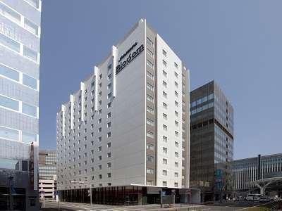 JR九州花博中心酒店(Jr Kyushu Hotel Blossom Hakata Central)雙床房