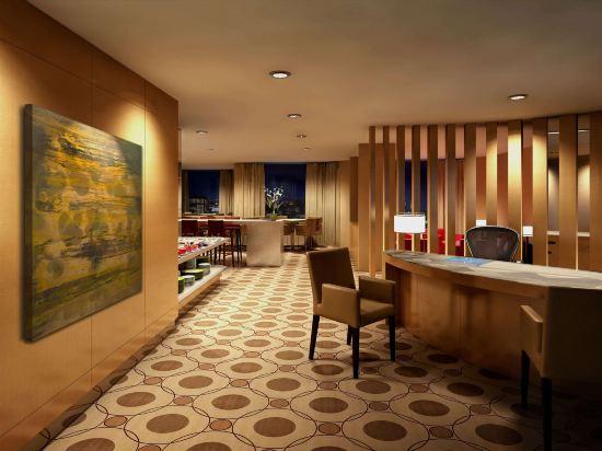 吉隆坡希爾頓逸林酒店(DoubleTree by Hilton Kuala Lumpur)酒吧