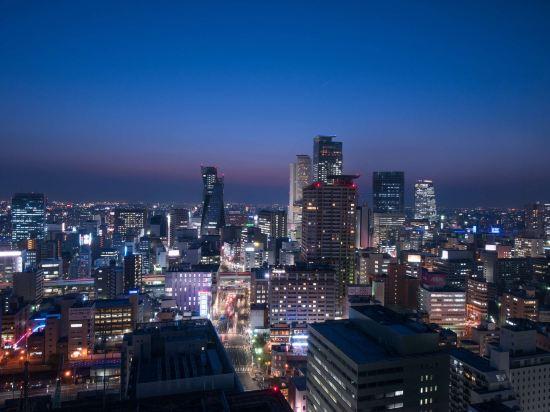名古屋希爾頓酒店(Hilton Nagoya Hotel)眺望遠景