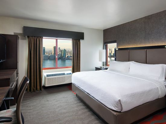 紐約曼哈頓金融區假日酒店(Holiday Inn Manhattan Financial District New York)標準房