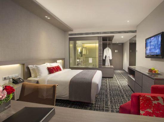 新加坡卡爾登酒店(Carlton Hotel Singapore)行政俱樂部房