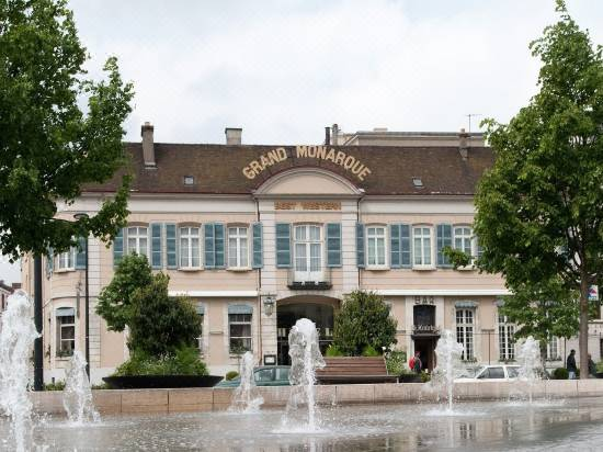 Best Western Premier Grand Monarque Hotel Spa Hotel Reviews And