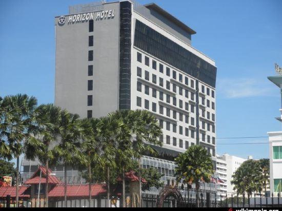 豪麗勝酒店(Horizon Hotel)外觀