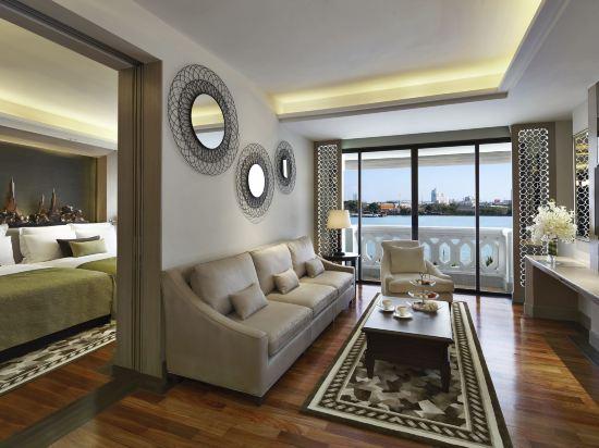 曼谷河畔安納塔拉度假酒店(Anantara Riverside Bangkok Resort)兩卧室湄南河套房