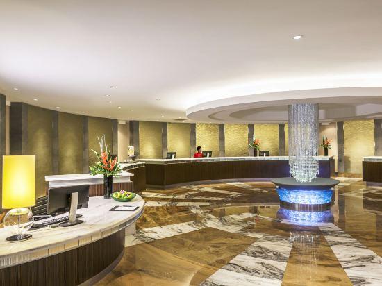 新加坡濱華大酒店(Marina Mandarin Singapore)公共區域