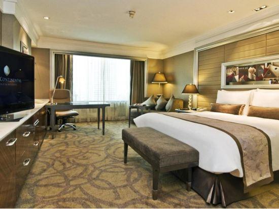 曼谷洲際酒店(InterContinental Bangkok)入住時指定房型