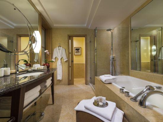 新加坡富麗敦酒店(The Fullerton Hotel Singapore)碼頭房