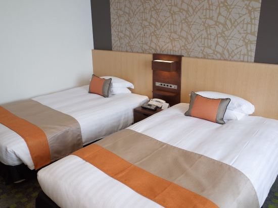 東京東急澀谷卓越大飯店(Shibuya Excel Hotel Tokyu Tokyo)標準雙床房