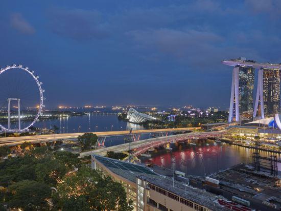 新加坡文華東方酒店(Mandarin Oriental, Singapore)海景房