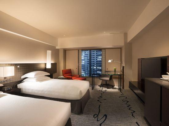 東京希爾頓酒店(Hilton Tokyo Hotel)豪華房