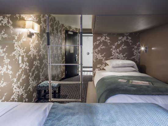 紐約優雅精品室友酒店(Room Mate Grace Boutique Hotel New York)四人房