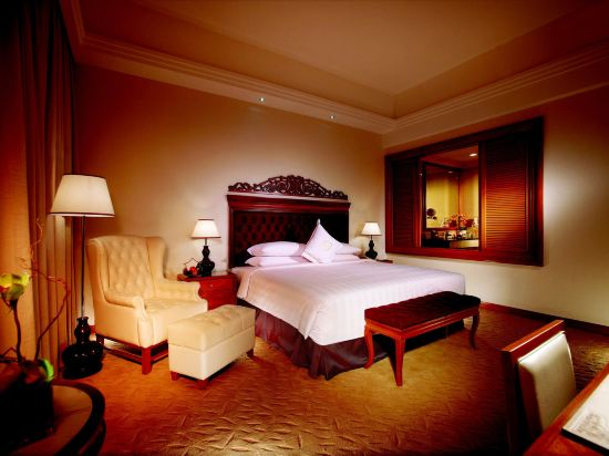 吉隆坡皇家朱蘭酒店(Royale Chulan Kuala Lumpur)尊貴房