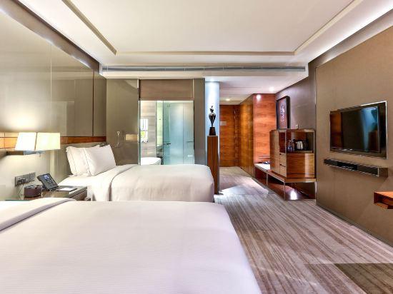曼谷素坤逸希爾頓酒店(Hilton Sukhumvit Bangkok)甄選行政房