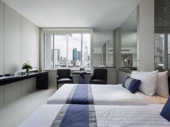 中間點曼達林大酒店(Mandarin Hotel Managed by Centre Point)尊貴房
