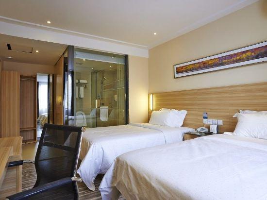 城市便捷吉隆坡武吉免登店(City Comfort Hotel Bukit Bintang)豪華雙床房