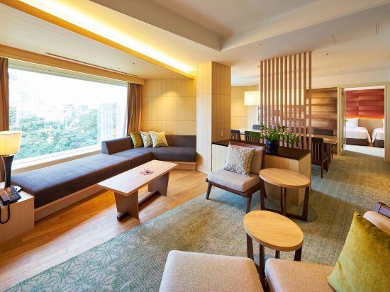 東京目黒雅敍園(Hotel Gajoen Tokyo)奢華房B