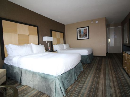 紐約沃森酒店(原紐約曼哈頓第57街假日酒店)(The Watson Hotel (Formerly Holiday Inn Manhattan 57th Street))標準雙大床房