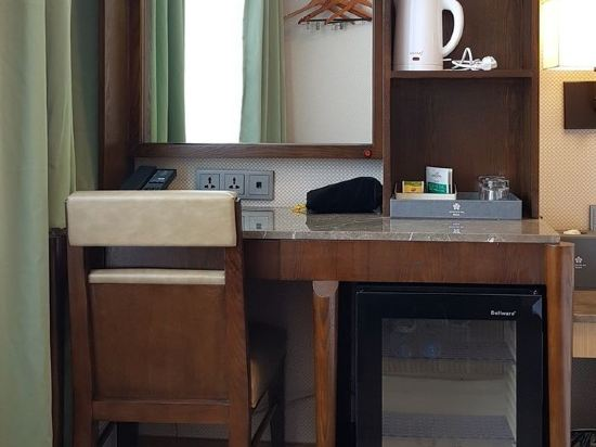 釜山斯坦福酒店(Stanford Inn Busan)標準雙床房