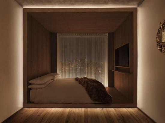 紐約共和酒店(Public New York)景觀大號床房